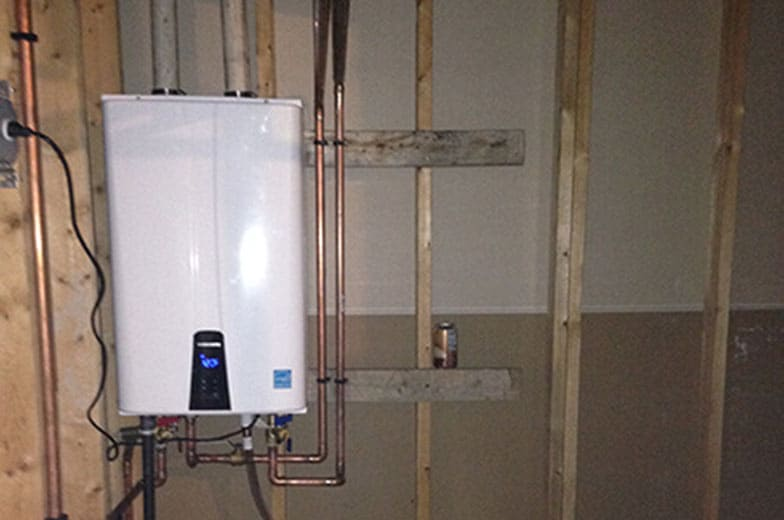 Tankless Water Heater  Product Brochures
