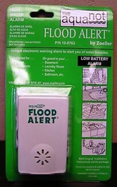Zoeller Flood Alarm